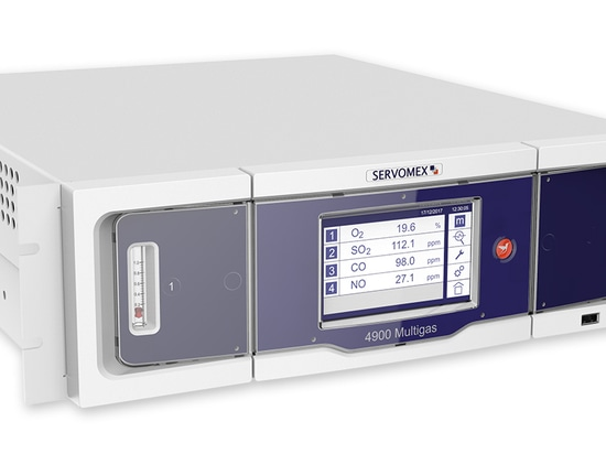NEW SERVOPRO 4900 MULTIGAS CEMS ANALYZER LAUNCHED