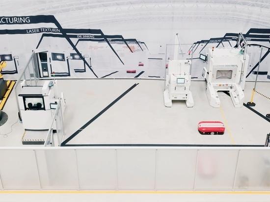 NextGenAM Project Launches First Pilot Facility