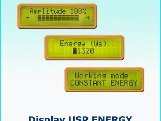 USP ENERGY DISPLAY