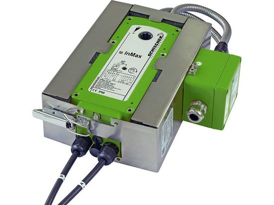 Heating system InPolar-MS