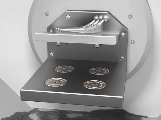 Zero-point clamping technology is unavoidable in additive manufacturing