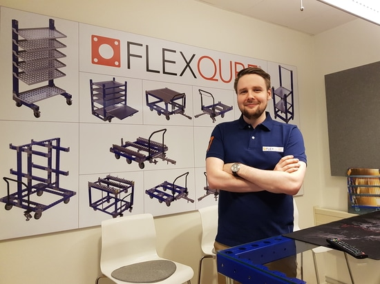 An Interview with FlexQube's Head Design Manager