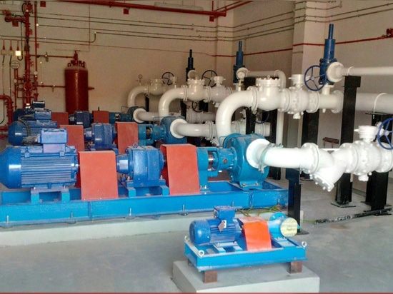 Solutions for pumping applications
