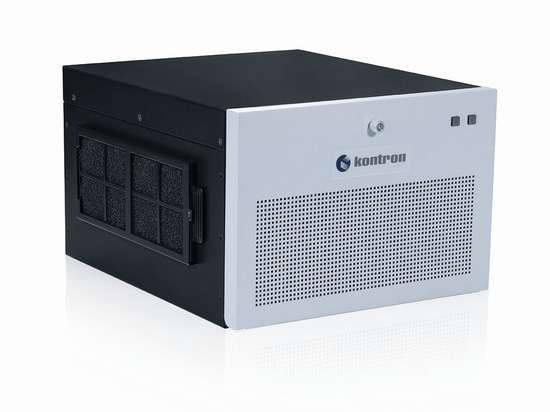 Kontron: Embedded Server ZINC CUBE SKD for Industrial Applications