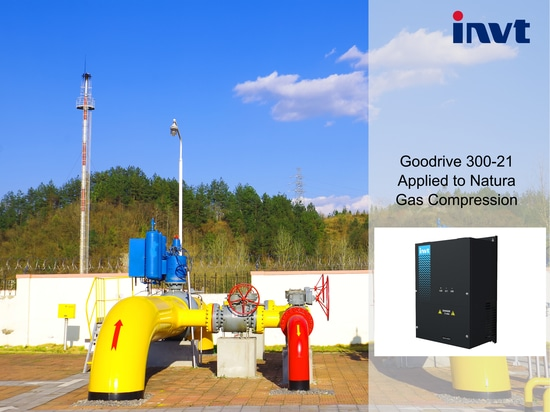 GD300-21 Applied in Nature Gas Compression