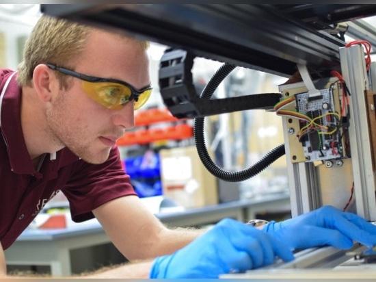 Virginia Tech team successfully 3D prints Kapton using direct ink writing