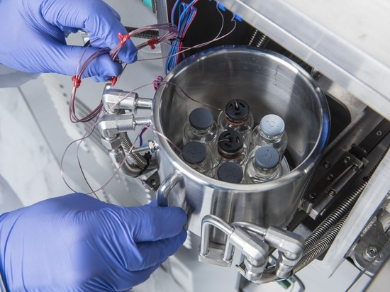 Freeze-Drying Technologies Enhance Process Development with Small Amounts of API