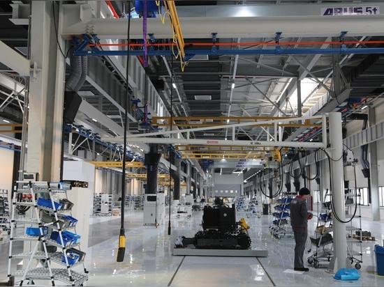 Wacker Neuson opens China factory