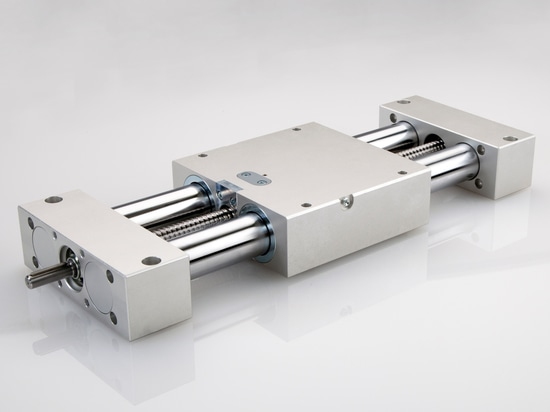EPX-II KG – twin-tube linear actuator with ball screw drive