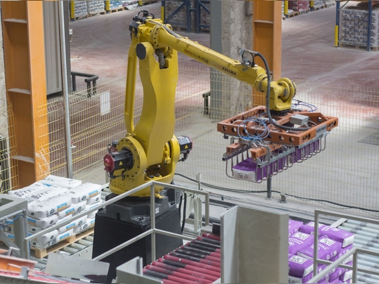 CONSTRUCTION CHEMICALS PACKAGING LINE