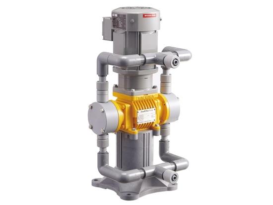 Wide Control Range BPL Smoothflow Pump