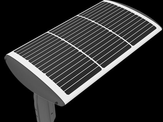 New arrival : Yaham lighting Edeg solar led street light for urban and rural lighting