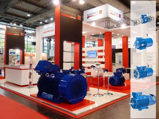 Cantoni Motor Products at Hannover Messe