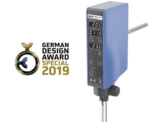 German Design Award 2019 for IKA