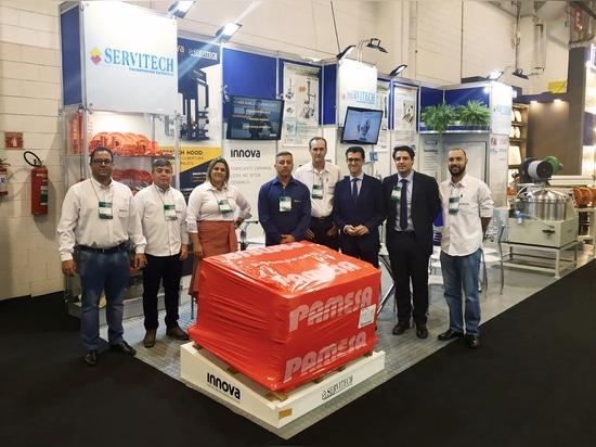 Innova & Servitech Teams
