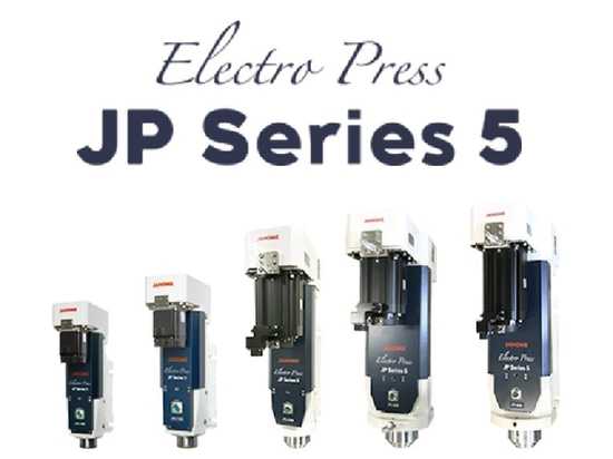Janome JP Series 5 Larger Capacity Servo Presses