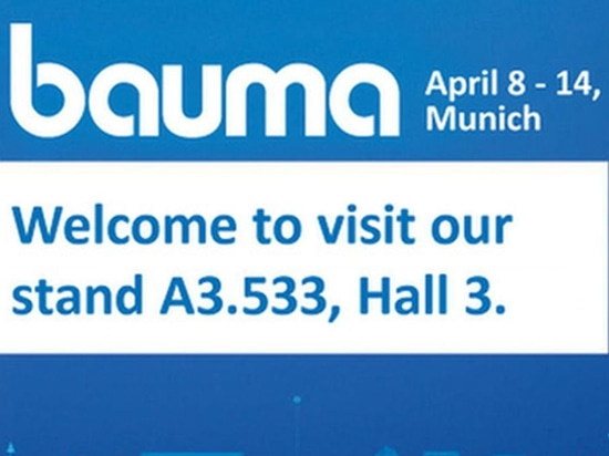 Welcome to visit our stand A3.533 at 3 pavilion!