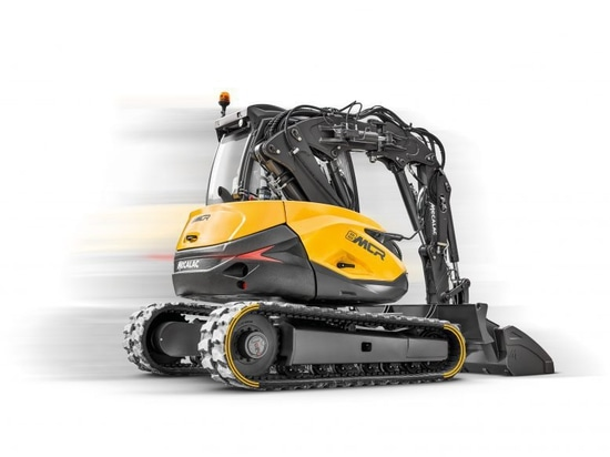 """Mecalac's MCR Series """"skid-excavators"""" are in a category all their own"""