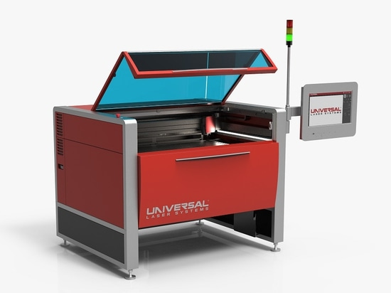 Machine performs laser cutting, ablation, and surface modification