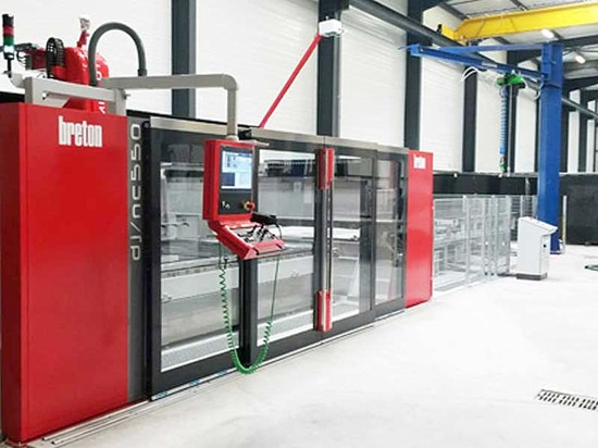 """The company Marbres&Design chooses """"COMBICUT"""" for its workpieces"""