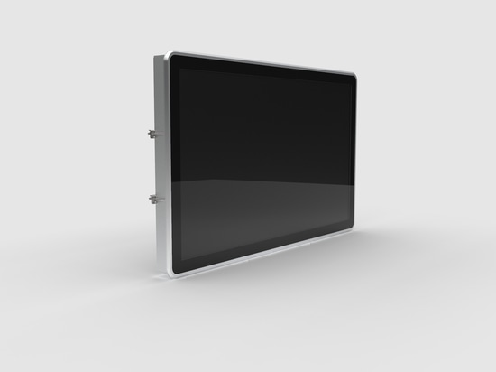 Your way to new dimensions –  Control panel with display site 100 cm