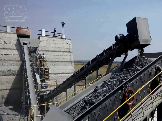 CI5X Impact Crusher Line in Zambia