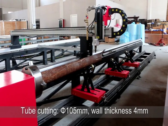SteelTailor Dragon III-Tt gantry cutting machine and cnc pipe cutting machine