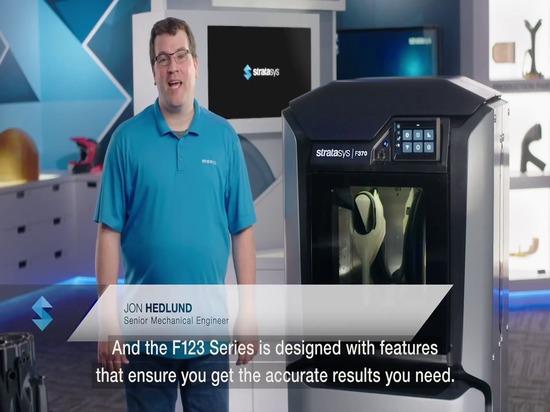 F123 Desktop or Industrial Grade 3d Printing - Accuracy