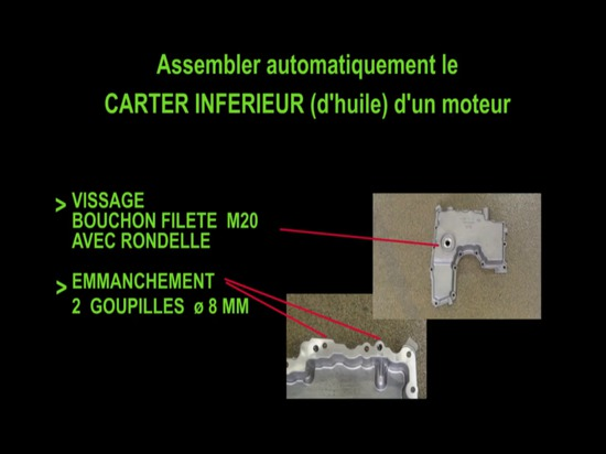 Assembly on car components field