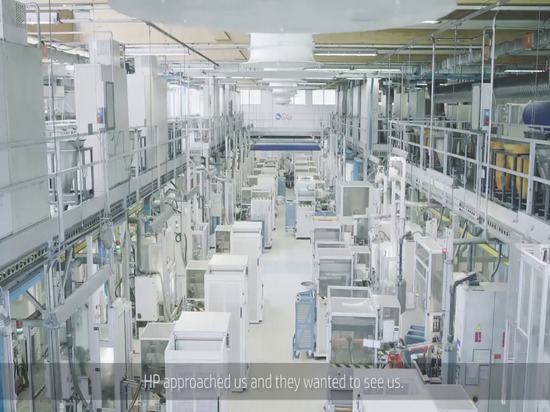 HP Metal Jet Technology HP Metal Jet technology drives automotive production forward for Volkswagen through GKN