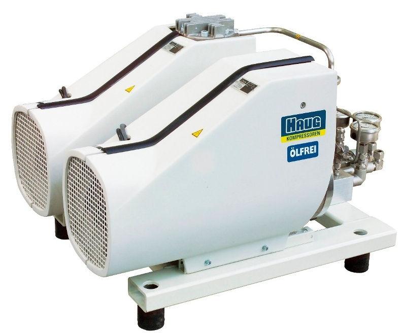 ガスのコンプレッサー SOG 窒素酸素用ヘリウム用