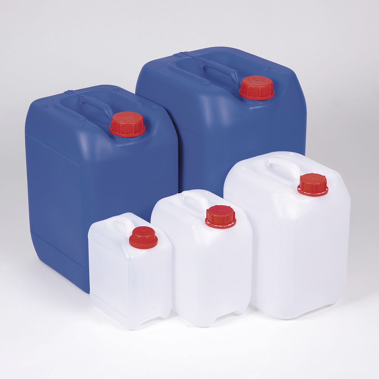 HDPEガソリン容器 Mit UN-Zulassung長方形