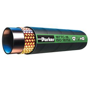 油圧ホース / 多用途 / 合成ゴム製 / スチール製