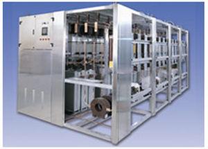 高電圧コンデンサ用バッテリー