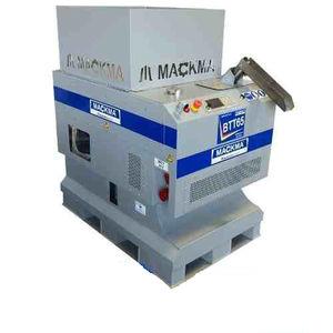 金属チップ煉瓦製造機