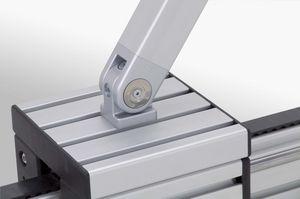 アルミニウム製蝶番 / 亜鉛製 / 亜鉛系めっき鋼 / アルミニウム製成形用