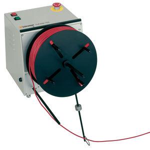 モーター式給電線
