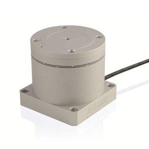ミラー傾斜ポジショニングステージ / 縦型 / 圧電 / 2軸