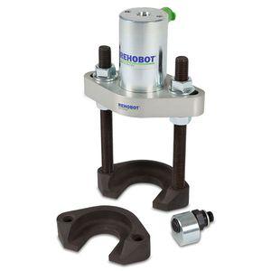 油圧絞り機