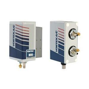 ボルテックス チューブ式冷却器