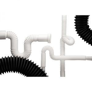 化学製品用フレキシブルパイプ / 水 / 化学的用途 / プラスチック製
