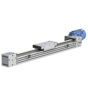 リニアアクチュエータ / 電動 / 複動 / ベルト駆動