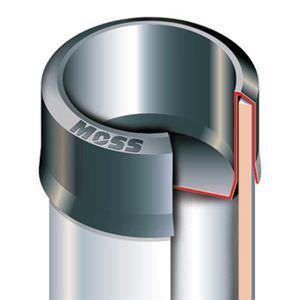 丸形キャップ / 低密度ポリエチレン LDPE製 / 高温用