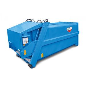 木材廃棄物圧縮機