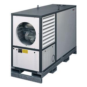 ガス加熱ユニット