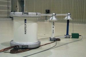 衝撃圧テスト システム