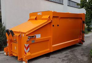 移動型廃棄物圧縮機