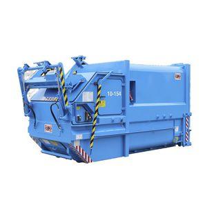 定置式廃棄物圧縮機