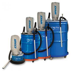 削りくず掃除機 / 圧縮空気 / 産業用 / 移動式