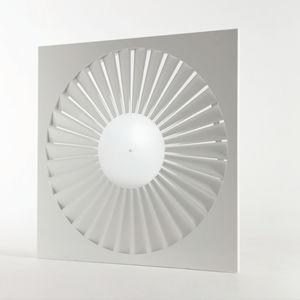 正方形空気ディフューザー